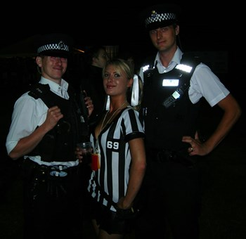 Bournemouthsummerball2006 Seta Crystalw 06 06 28 B Fortunately Shes Busted And Given A Right Proper Reprimand