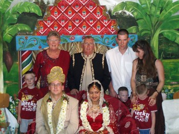Philandsaifaleewedding Mauritius Oct To Nov 2006 Seta Colinmarkmatt 0046