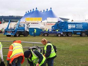 Tinthepark2006e This Is Not Good Were Almost Done And Still No Sign
