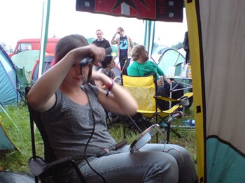 Glastonbury2007 Seta Markh I Stephs Been On Them For Ages Its Just Not Fair