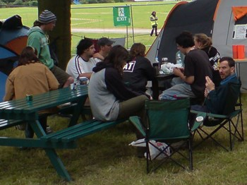 Guilfest2007 Seta Markh A At Least Someone Is Working