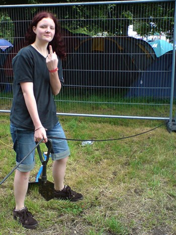 Guilfest2007 Seta Markh C Swearing Isnt Cool