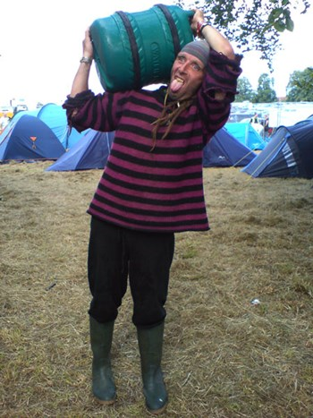 Guilfest2007 Seta Markh G Will Has Had Too Much Of Everything