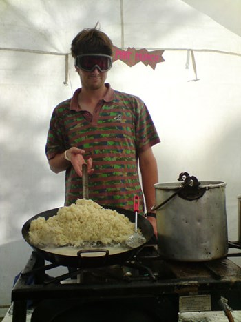 Guilfest2008 Seta Markh M Would You Trust This Man To Cook Your Dinner