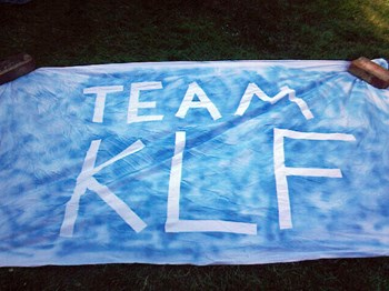 Guilfest2008 Setb Robd A Team KLF Now Have A Flag Hurrah Say Us