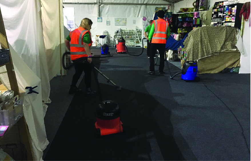Event Cleaning and Toilet Services