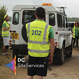 DC Site Services acquires an Operator's Licence!