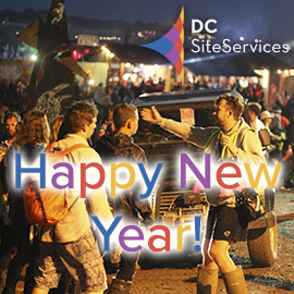 Happy New Year 2016 from DC Site Services!